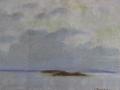 Pilviä saarten yllä